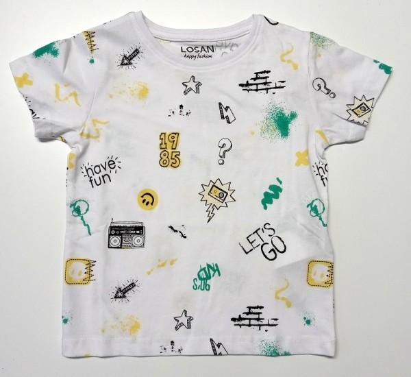 T-Shirt COOL-BOY LOSAN piccolina
