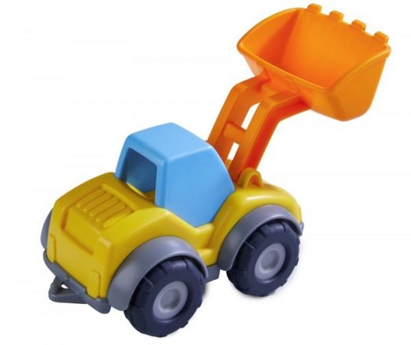 Spielzeugauto Radlader  HABA piccolina  Waldkindergarten