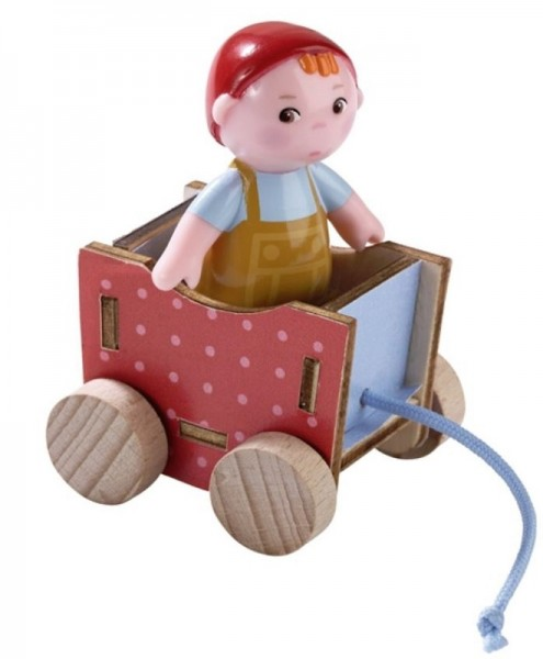 BABY CAsimir - Little friends HABA piccolina Waldkindergarten