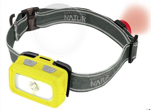 LED-Stirnlampe moses piccolina Waldkindergarten