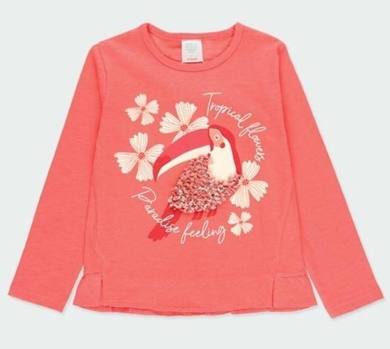 Langarm-Shirt TROPICAL Bóboli piccolina