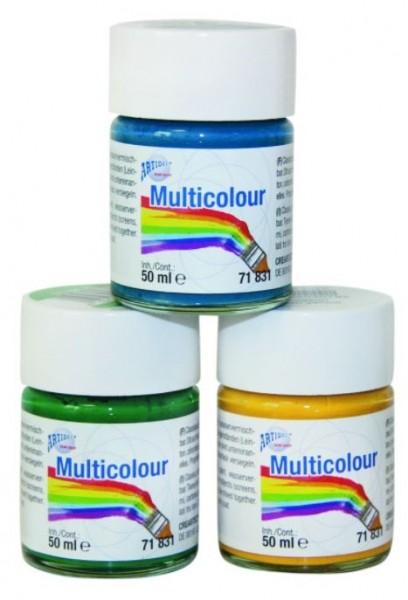 Multicolour creartec artidee piccolina basteln malen