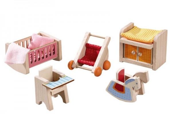 KINDERZIMMER - Puppenhaus-Möbel Little friends HABA piccolina Waldkindergarten