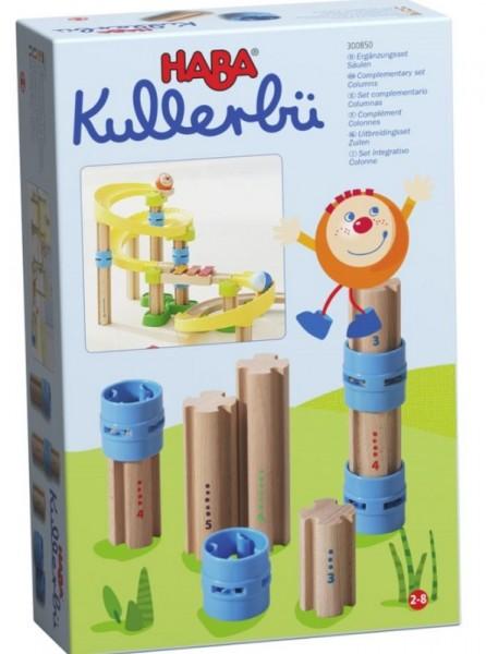 Kullerbü – Ergänzungsset Säulen   HABA  piccolina  Waldkindergarten