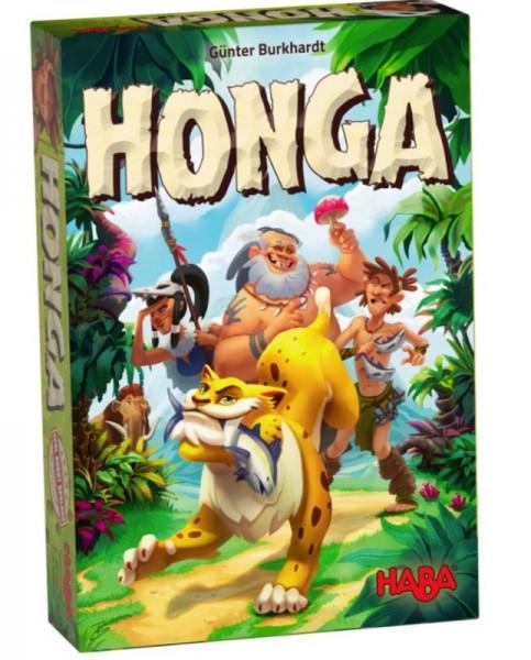 Spiel HONGA - HABA  piccolina