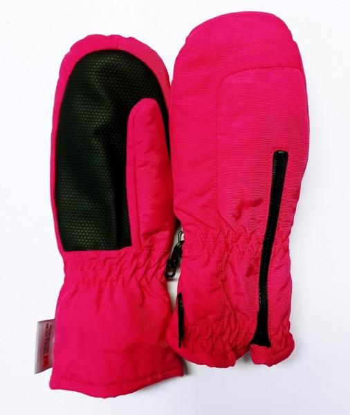 KIDS-Thermofausthandschuhe pink MAXIMO piccolina, Waldkindergarten Kinderhandschuhe