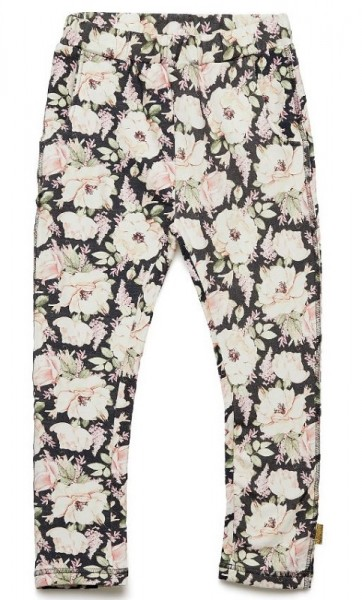 Warme Legging - FLOWER piccolina Waldkindergarten