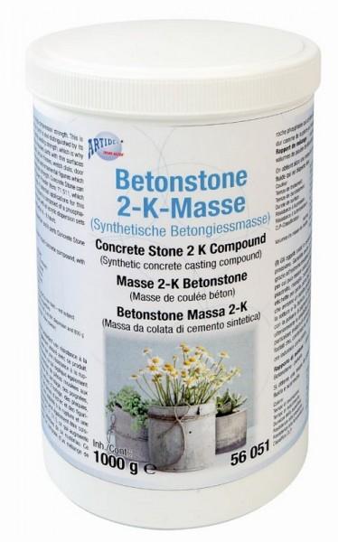 Betonstone 2-K-Masse Creartec piccolina