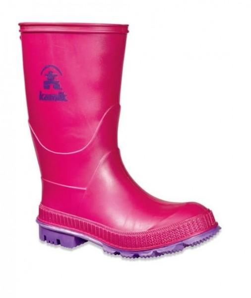 Kamik Gummistiefel stomp pink piccolina waldkindergarten