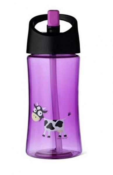 Kinder-Trinkflasche mit Tragegriff pink 350ml Carl Oscar piccolina, Waldkindergarten