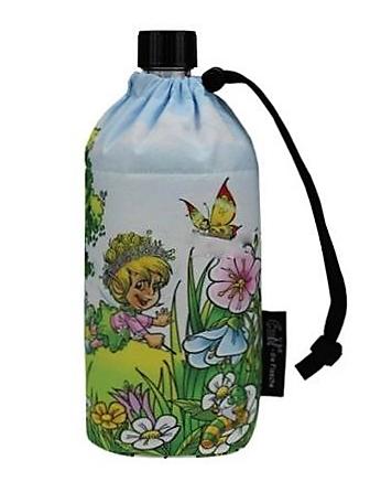 emil Trinkflasche piccolina waldkindergarten glasflasche