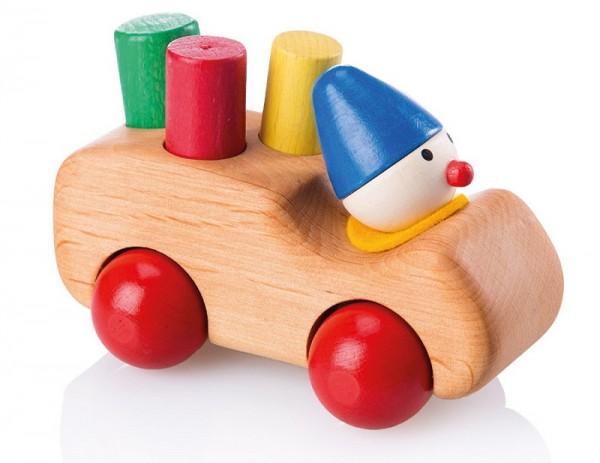 Holzauto LASTWICHT   piccolina  Waldkindergarten