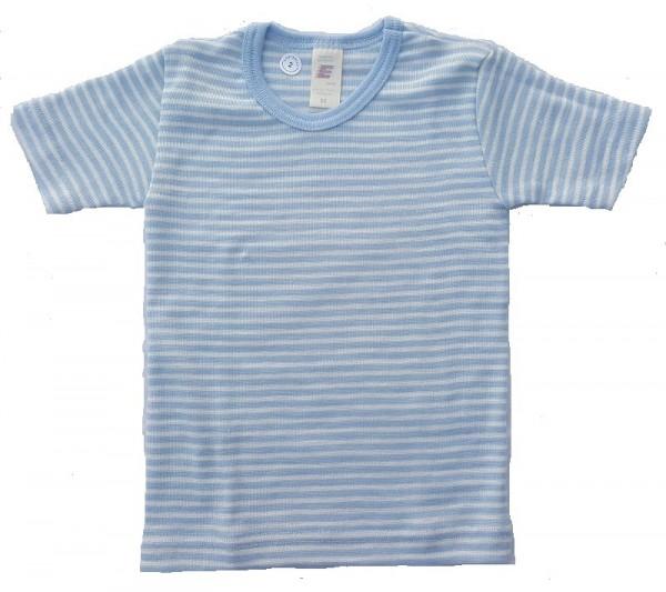 Unterhemd engel schurwolle seide piccolina waldkindergarten